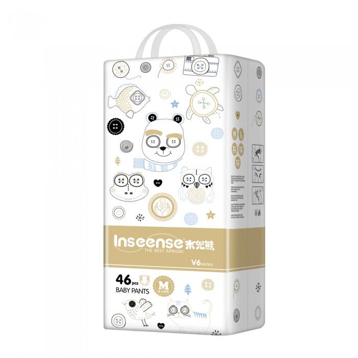 Купить Inseense & Midday bear V6 Подгузники-трусики M (6-11 кг) 46 шт. в интернет магазине. Цены, фото, описания, характеристики, отзывы, обзоры