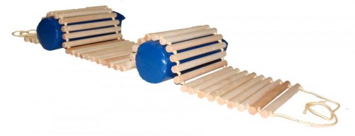 Kidwood Роликовая дорожка 32 роликаРоликовая дорожка 32 роликаKidwood Роликовая дорожка 32 ролика. Аксессуар для спортивных игр, оздоровительных упражнений и увлекательных мероприятий. Занятия на этой дорожке укрепляют мышцы ног, стимулируют нервные окончания, развивают координацию, ловкость и силу.<br>