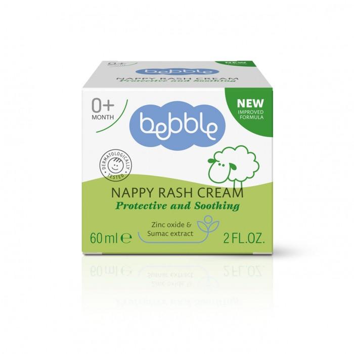 Косметика для новорожденных Bebble Крем от опрелостей 60 мл кремы курортная косметика курортная косметика 90472 крем для ног подорожник для мужчин 60 мл