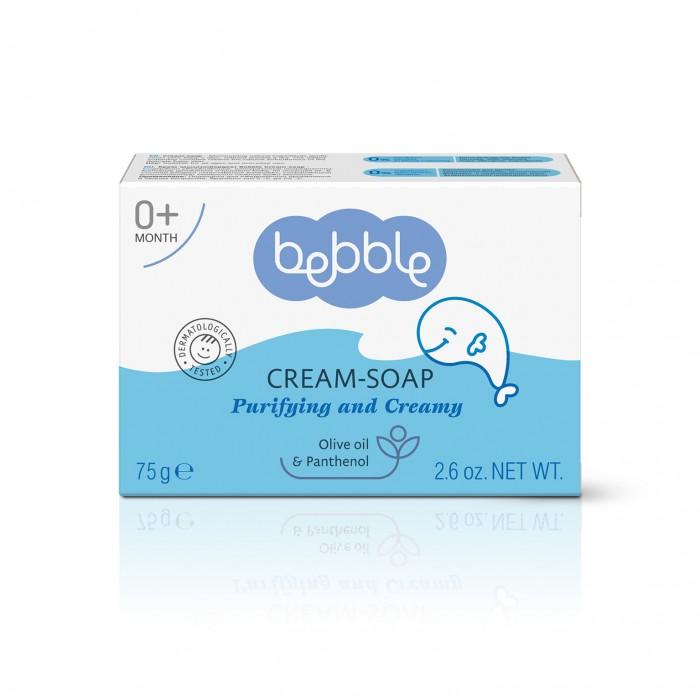 Косметика для новорожденных Bebble Крем-мыло для детей 75 г оздоровительная косметика венозол крем при варикозе