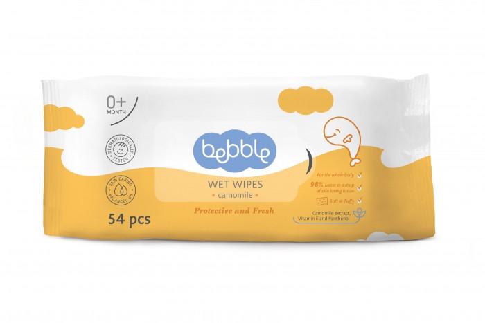 цена на Салфетки Bebble Влажные салфетки детские 72 шт.