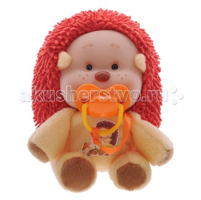 Куклы и одежда для кукол Yogurtinis Кукла мягконабивная Ежик Энди куклы и одежда для кукол весна озвученная кукла саша 1 42 см