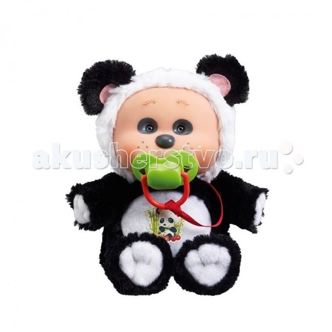 Куклы и одежда для кукол Yogurtinis Кукла мягконабивная Панда Ли куклы и одежда для кукол весна озвученная кукла саша 1 42 см
