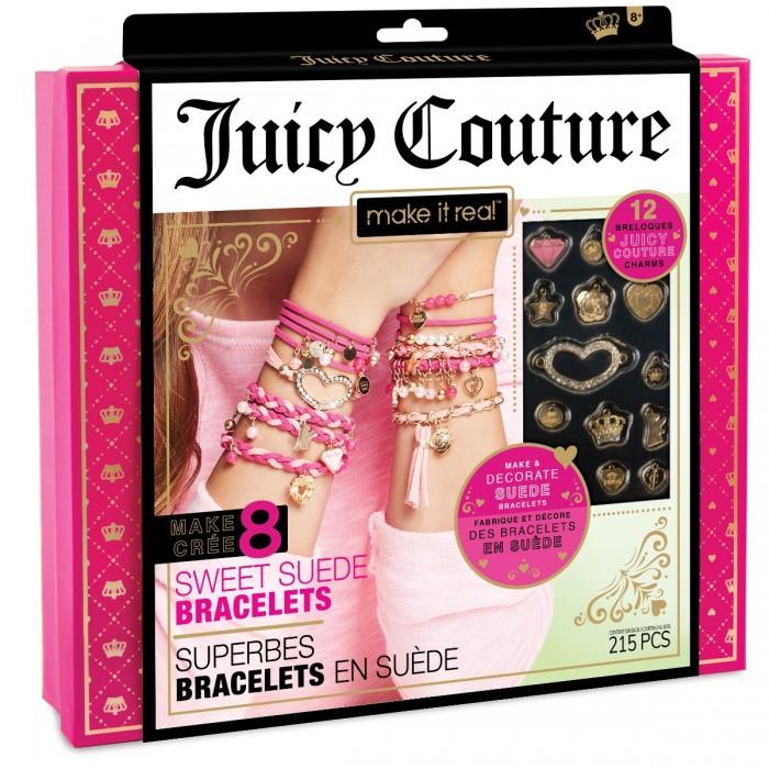 Купить Наборы для создания украшений, Juicy Couture Набор для создания бижутерии Розовые мечты