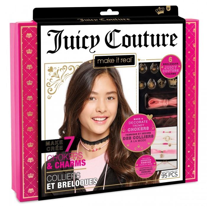 Купить Наборы для создания украшений, Juicy Couture Набор для создания бижутерии Чокеры и шармы