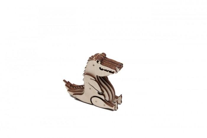 Купить Деревянная игрушка Bradex 3д-пазл Крокодил в интернет магазине. Цены, фото, описания, характеристики, отзывы, обзоры