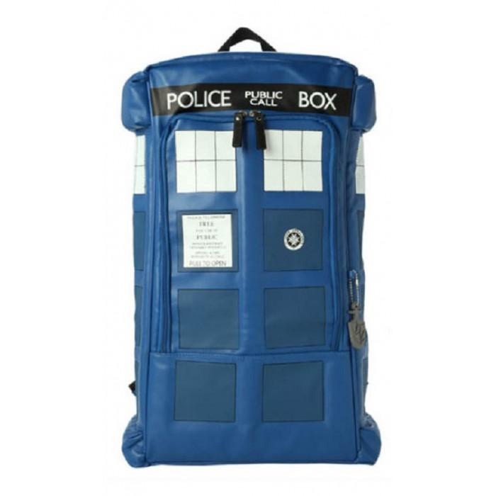 Школьные рюкзаки Doctor Who Рюкзак Tardis