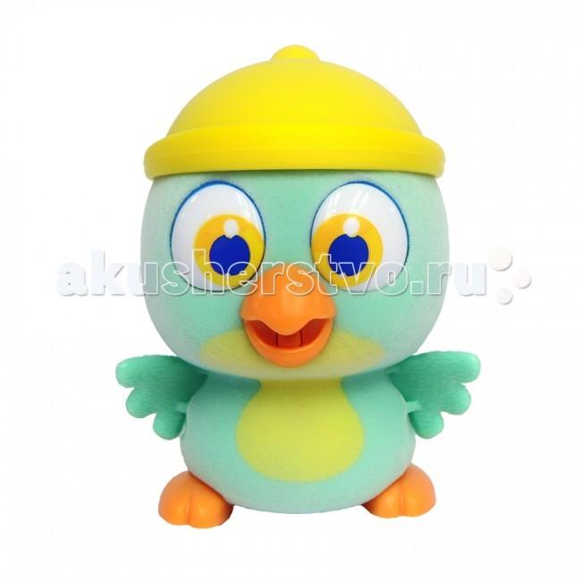 Интерактивная игрушка Brix`n Clix Пи-ко-ко Попугай в шапочке