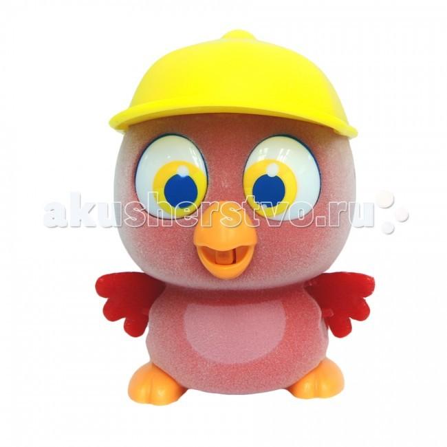 Интерактивная игрушка Brix`n Clix Пи-ко-ко Какаду в кепке