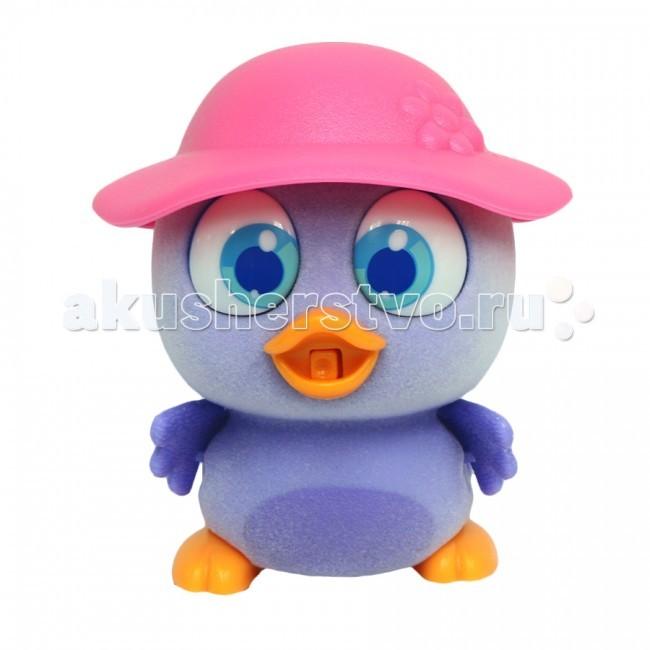Интерактивная игрушка Brix`n Clix Пи-ко-ко Пингвиненок в шляпе