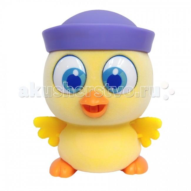 Интерактивная игрушка Brix`n Clix Пи-ко-ко Цыпленок в панаме