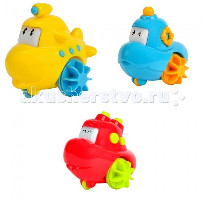 Игрушки для ванны Simba ABC Игрушка для ванной Лодочка с двигающимися глазками simba abc кубики