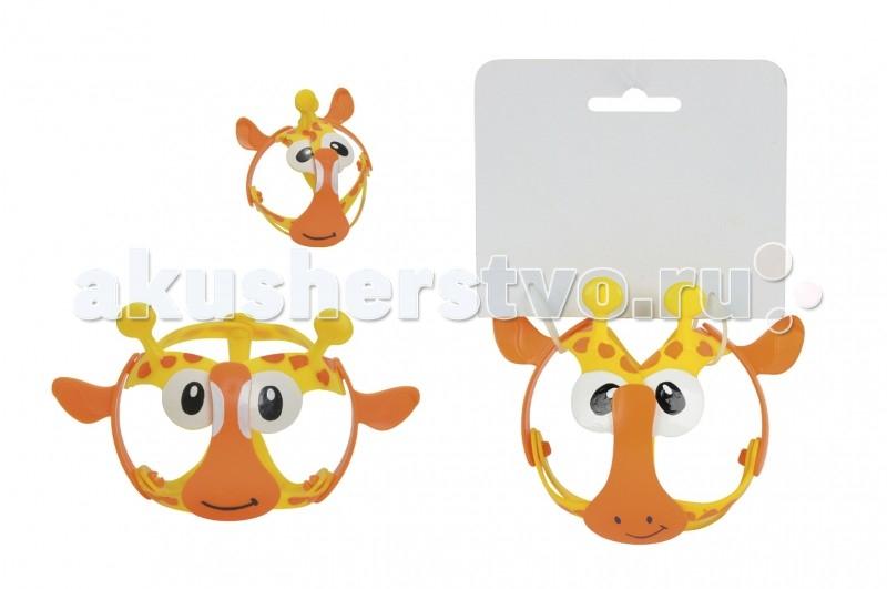 Развивающие игрушки Simba Игрушка стрейчевая Жираф мягкая игрушка simba грибок 4015441