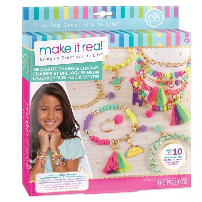Купить Make It Real Набор для создания бижутерии Летние каникулы в интернет магазине. Цены, фото, описания, характеристики, отзывы, обзоры