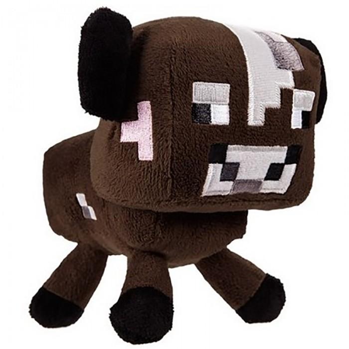 Мягкая игрушка Minecraft Baby cow 18 см