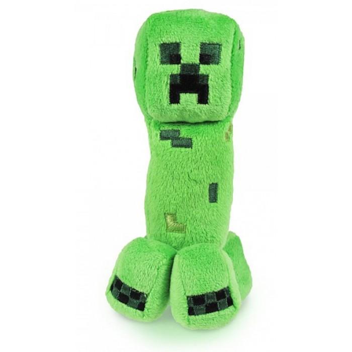 Мягкая игрушка Minecraft Крипер 18 см
