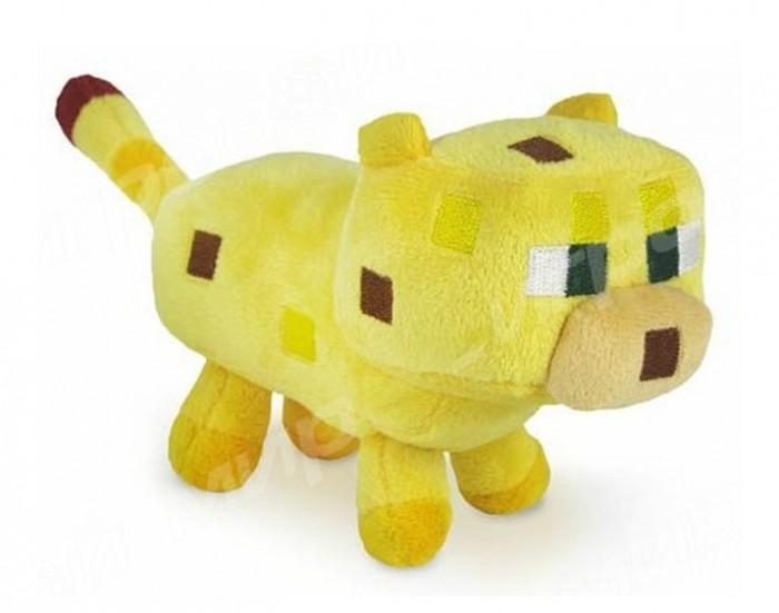 Мягкие игрушки Minecraft Детеныш оцелота 18 см мягкая игрушка jinx minecraft детеныш волка 20 см