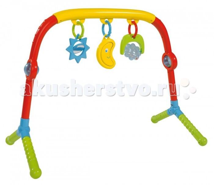 Игровые центры Simba Турник детский погремушки simba турник с погремушками 60 см 8 8