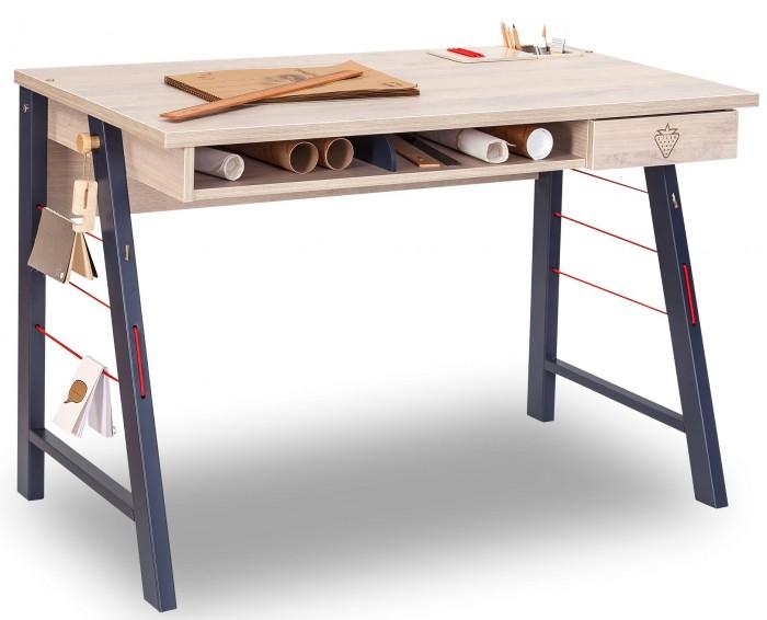 Купить Детские столы и стулья, Cilek Письменный стол Trio