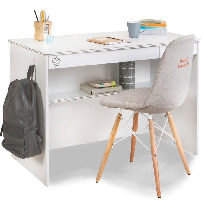 Купить Детские столы и стулья, Cilek Письменный стол White