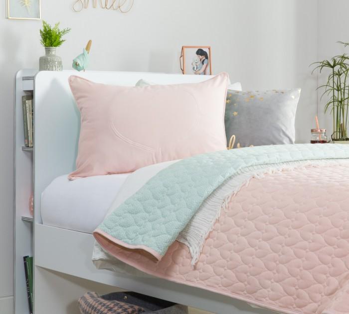 Купить Комплекты в кроватку, Комплект в кроватку Cilek Покрывало и 2 декоративные подушки Ducy 145x230 см