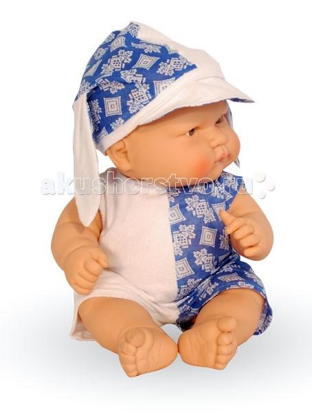 Куклы и одежда для кукол Огонек Пупс Костик 2 40 см куклы gulliver кукла дынька 30см