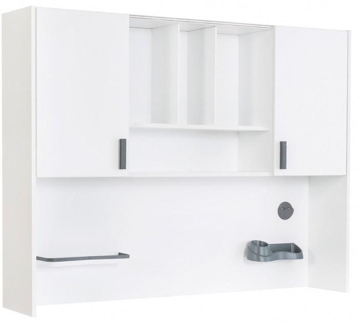 Купить Аксессуары для мебели, Cilek Надстройка к письменному столу с ящиками White