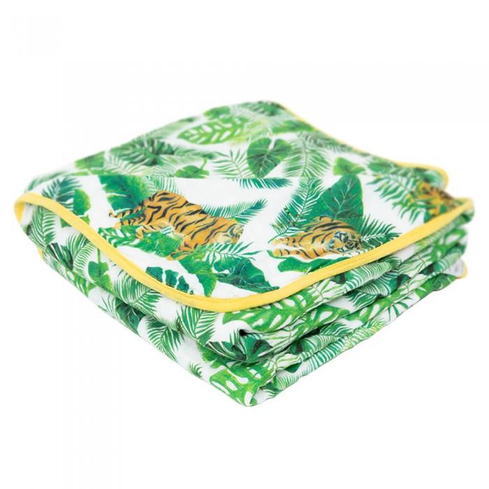 Одеяла Adam Stork муслиновое Watercolor Safari 120х120 см