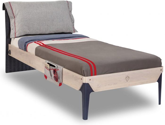 Купить Кровати для подростков, Подростковая кровать Cilek Trio L 200х100 см