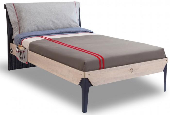 Купить Кровати для подростков, Подростковая кровать Cilek Trio XL 200х120 см