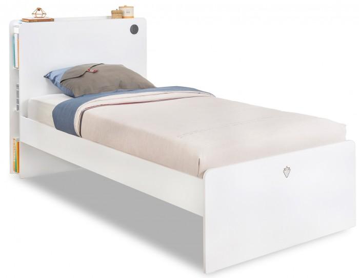 Купить Кровати для подростков, Подростковая кровать Cilek White 200х120 см