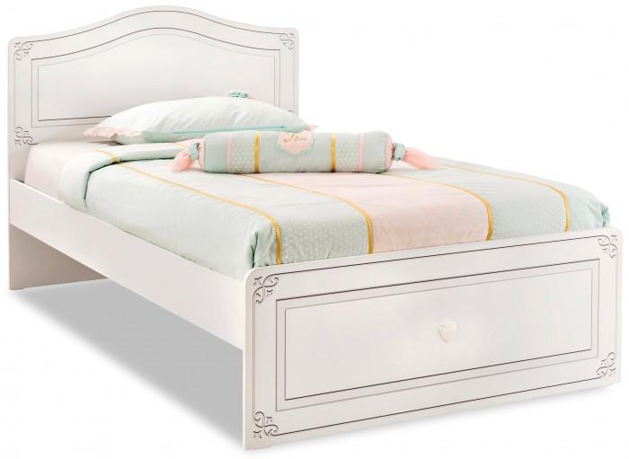 Кровати для подростков Cilek Selena 200х120 см аксессуары для детской комнаты cilek полка selena