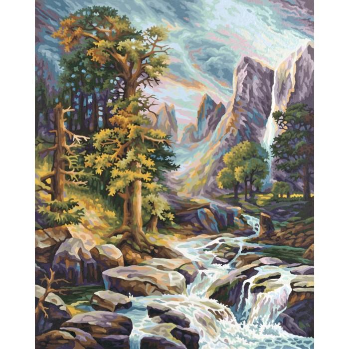 Картины по номерам Schipper Картина по номерам Высокогорье 40х50 см olystyleгель лакдляногтейтон 060