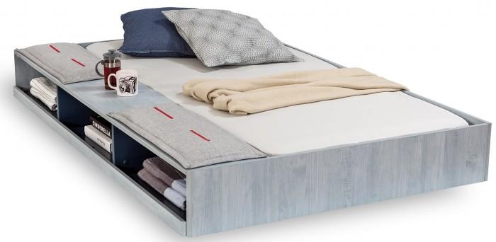 Аксессуары для мебели Cilek Выдвижное спальное место с ящиками Trio 190х90 см