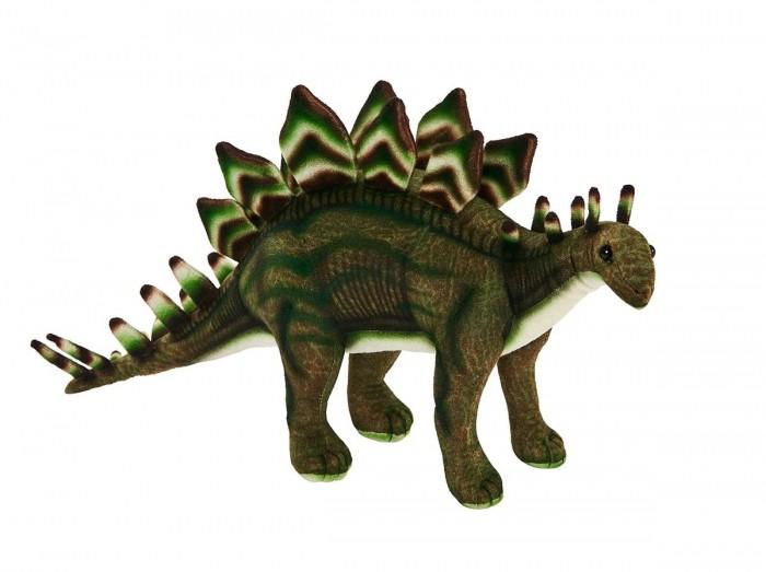 Купить Мягкие игрушки, Мягкая игрушка Hansa Стегозавр 42 см