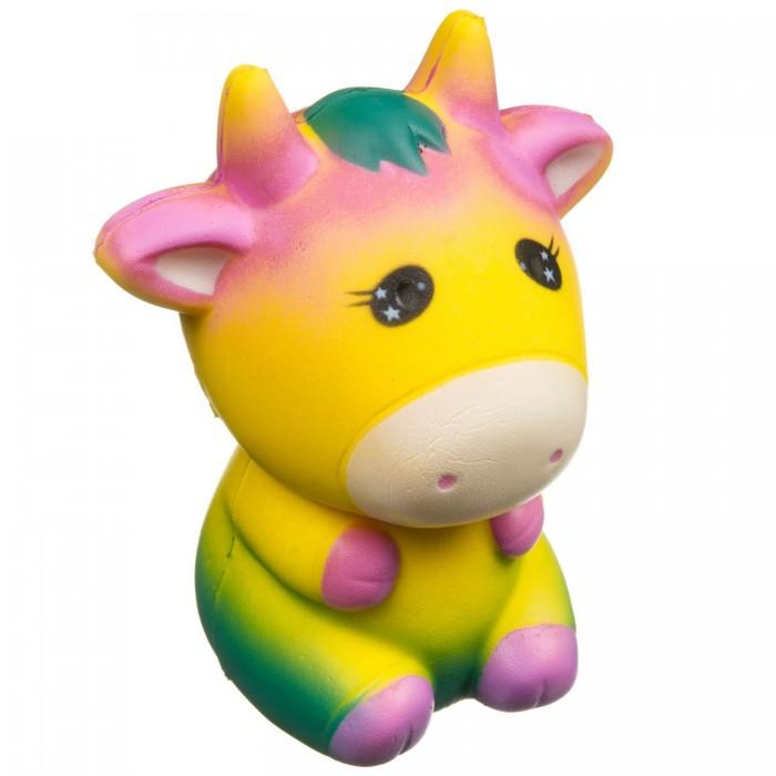 Картинка для Развивающие игрушки Bondibon Сквиши Жмяка Коровка
