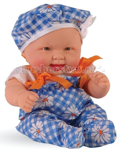 Куклы и одежда для кукол Огонек Пупс Оленька 2 40 см куклы и одежда для кукол огонек пупс оксанка 5 40 см