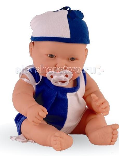 Куклы и одежда для кукол Огонек Пупс Павлик 2 40 см куклы gulliver кукла дынька 30см