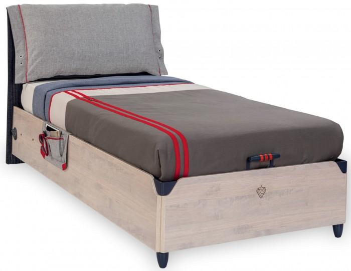Купить Кровати для подростков, Подростковая кровать Cilek Trio с подъемным механизмом 200х100 см