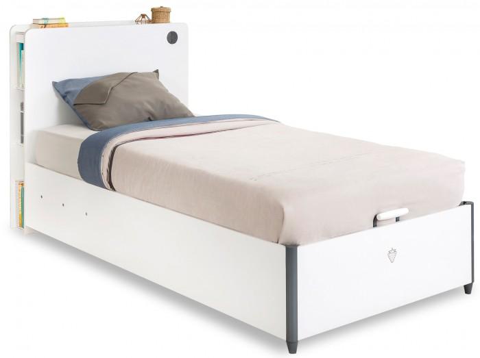 Подростковая кровать Cilek White с подъемным механизмом 200х100 см фото