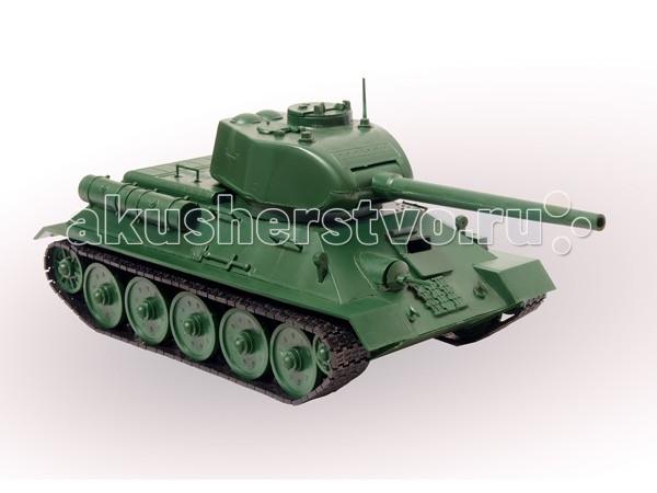 Конструкторы Огонек Сборная модель Танк Т-34 1:30