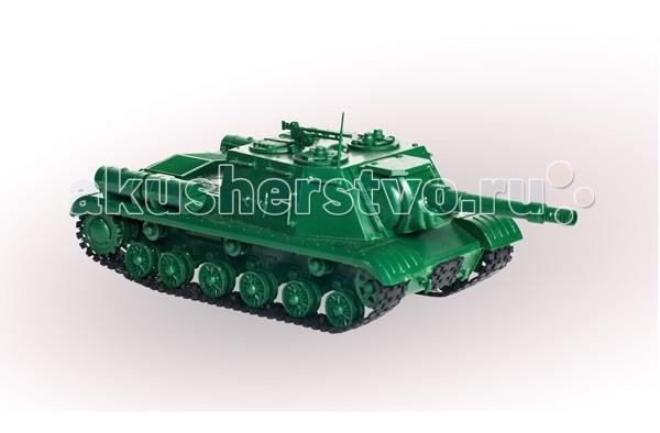 Конструкторы Огонек Сборная модель Самоходная установка ИСУ-152