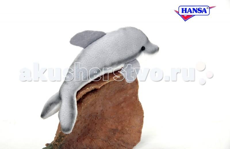 Мягкие игрушки Hansa Дельфин 20 см
