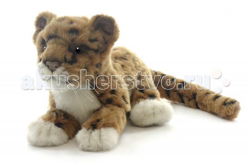 Картинка для Мягкая игрушка Hansa Детеныш ягуара 26 см