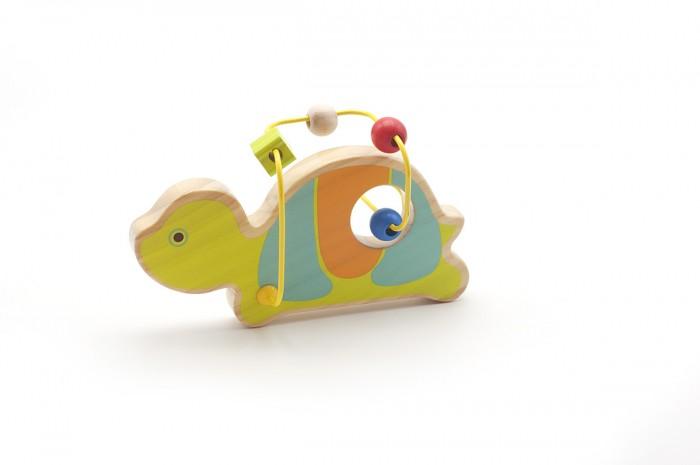 Деревянные игрушки Lucy & Leo ��абиринт Черепаха LL126