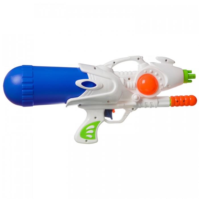 Купить Bondibon Водный пистолет с помпой Наше лето 21.5 см ВВ2848 в интернет магазине. Цены, фото, описания, характеристики, отзывы, обзоры