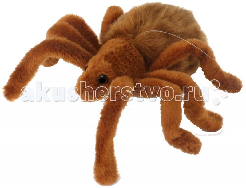 Мягкие игрушки Hansa Тарантул коричневый 19 см hansa мягкая игрушка верблюд