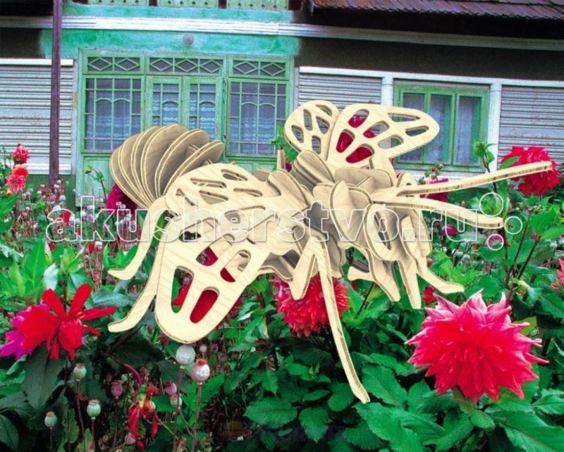 Конструкторы Мир деревянных игрушек (МДИ) Сборная модель Пчела