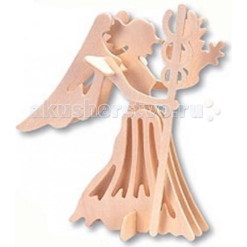 Конструкторы Мир деревянных игрушек (МДИ) Сборная модель Дева конструкторы eastcolight сборная модель science time скелет стегозавра