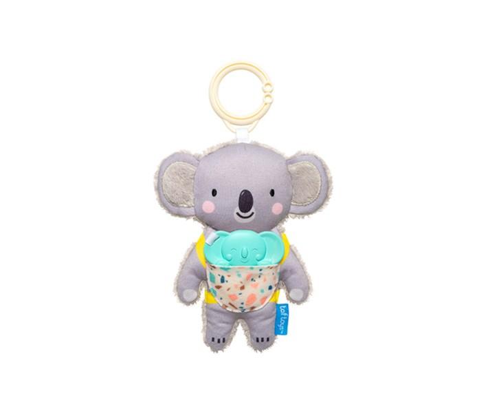 Подвесная игрушка Taf Toys развивающая Коала 16.7 см фото